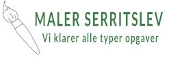 VELKOMMEN HOS MALER SERRITSLEV Logo